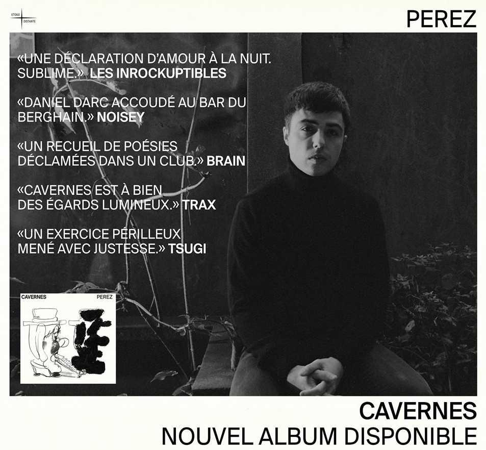 PEREZ ALBUM CAVERNES